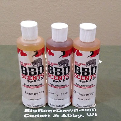 BBD-Scents - 8ozSqueeze Concentrate