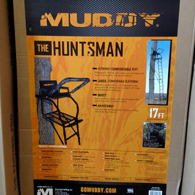 Muddy -The – Huntsman - Treestand
