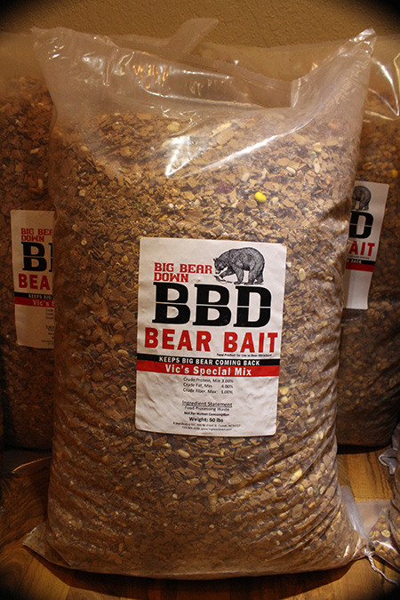 Vic S Specail Mix 50 Bear Bait Deer Bait Archery